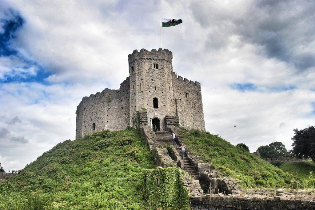 Reise nach Wales 3 Nächte inklusive Rugby Ticket Wales vs. Südafrika