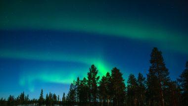 Reise zum Weihnachtsmann Nördliche Lichter- günstig Reisen nach Finnland