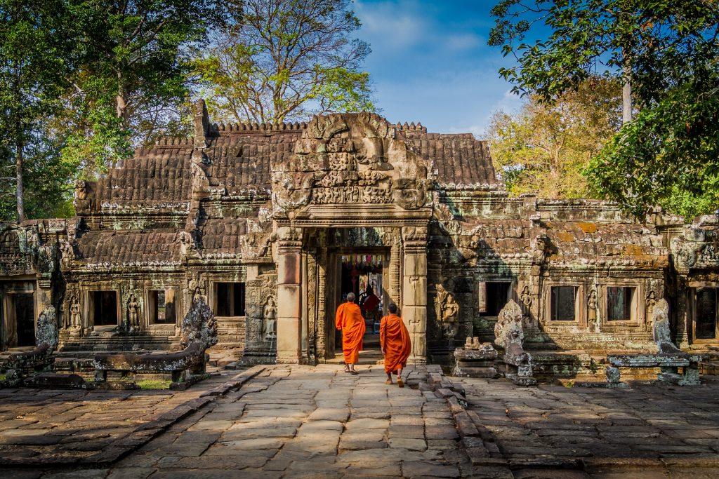 Rundreise Kambodscha Tempel