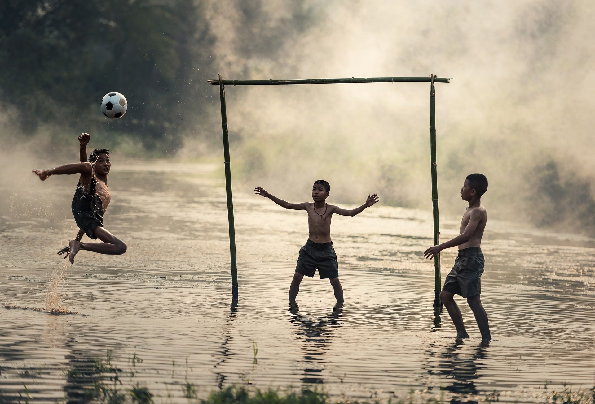 Rundreise Kambodscha - die Kinder sind glücklich