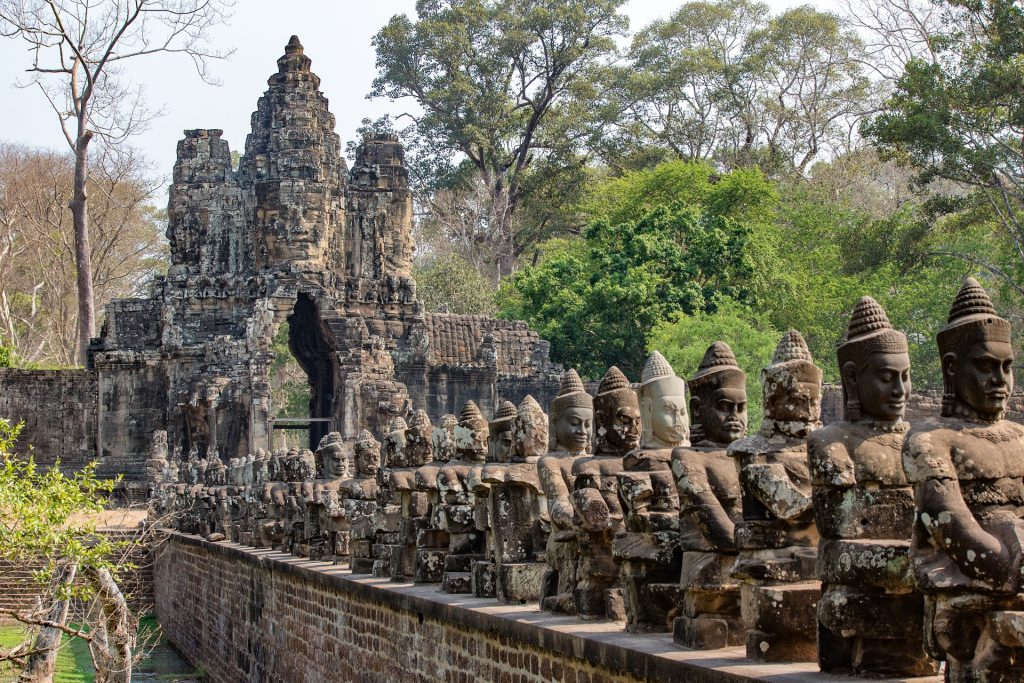 Rundreise Kambodscha entdecken 4 Tage ab 231,00€ p.P