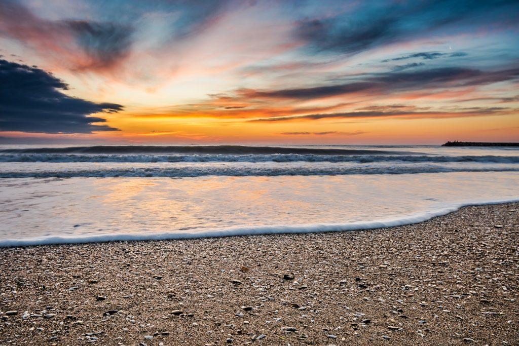 Rundreisen in Europa - Strand Ostküste