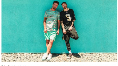 Screenshot Deal Casper und Marteria Tour 2019 Tickets schon ab 51,05 Euro