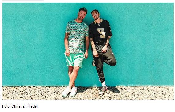 Screenshot Deal Casper und Marteria Tour 2019 Tickets schon ab 51,05 Euro