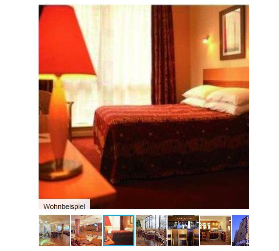 Screenshot Zimmer Beispiel für The Wicked in London im Apollo Victoria Theatre - Flug, Hotel, Ticket ab 172,78€