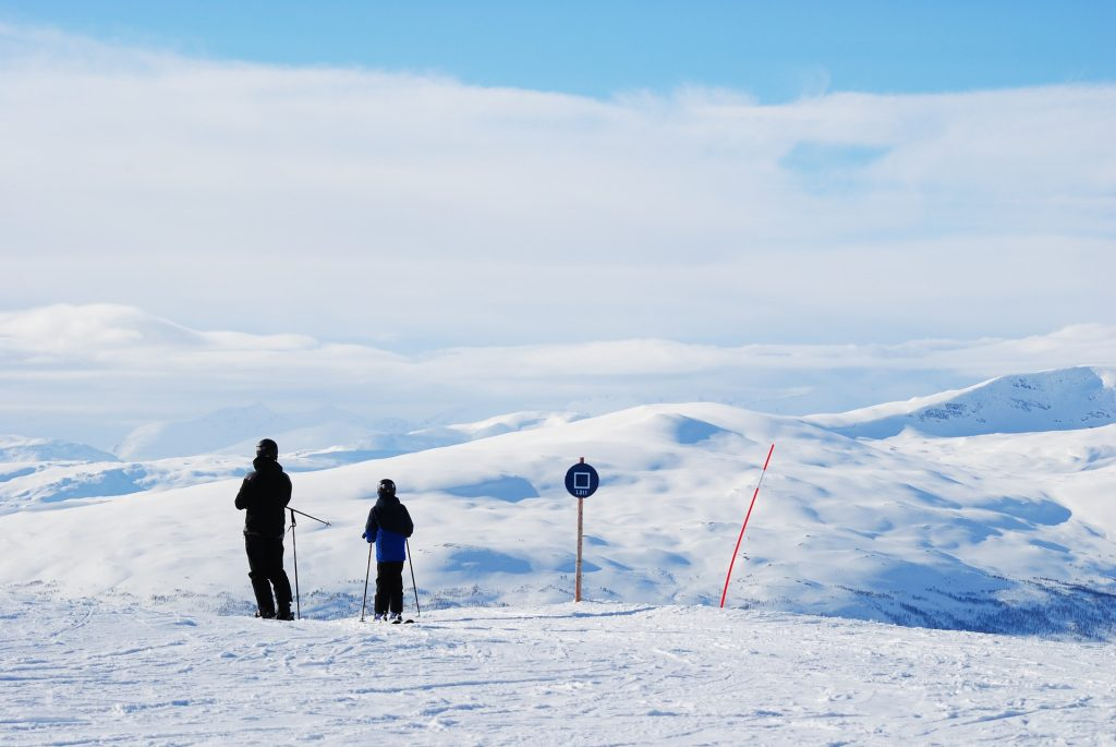 Skiurlaub Schweden Idre Fjäll günstig Buchen inklusive Skipass 7 Tage ab 299,00€