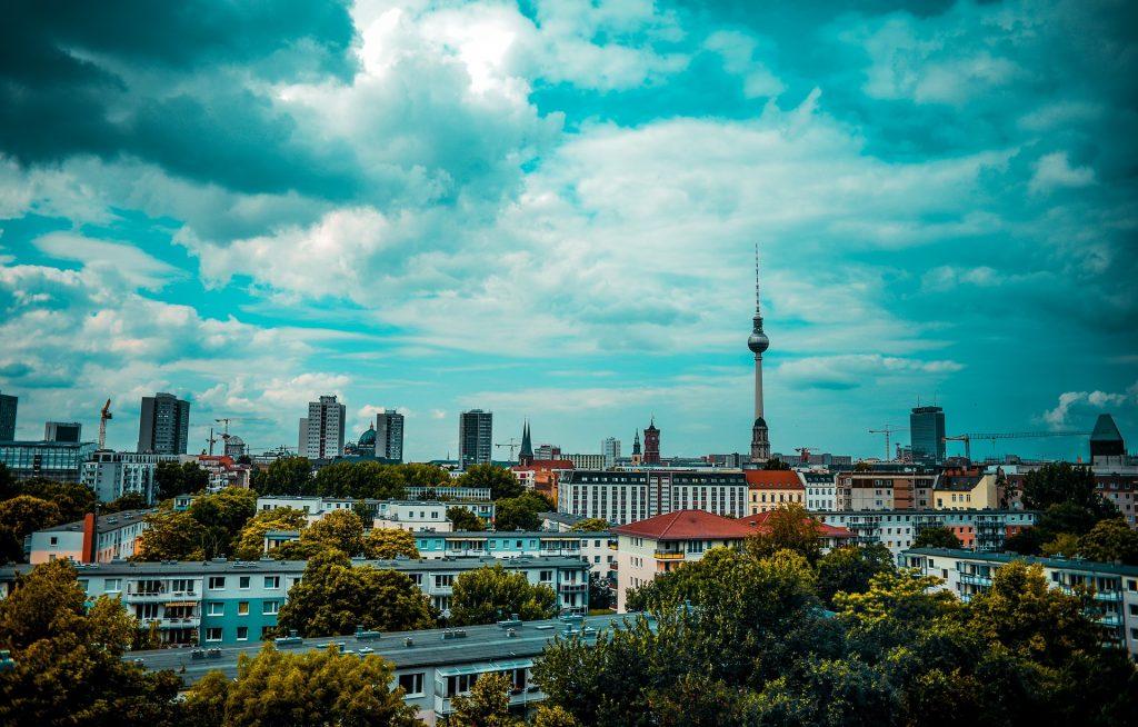 Städtereise nach Berlin Fernseherturm