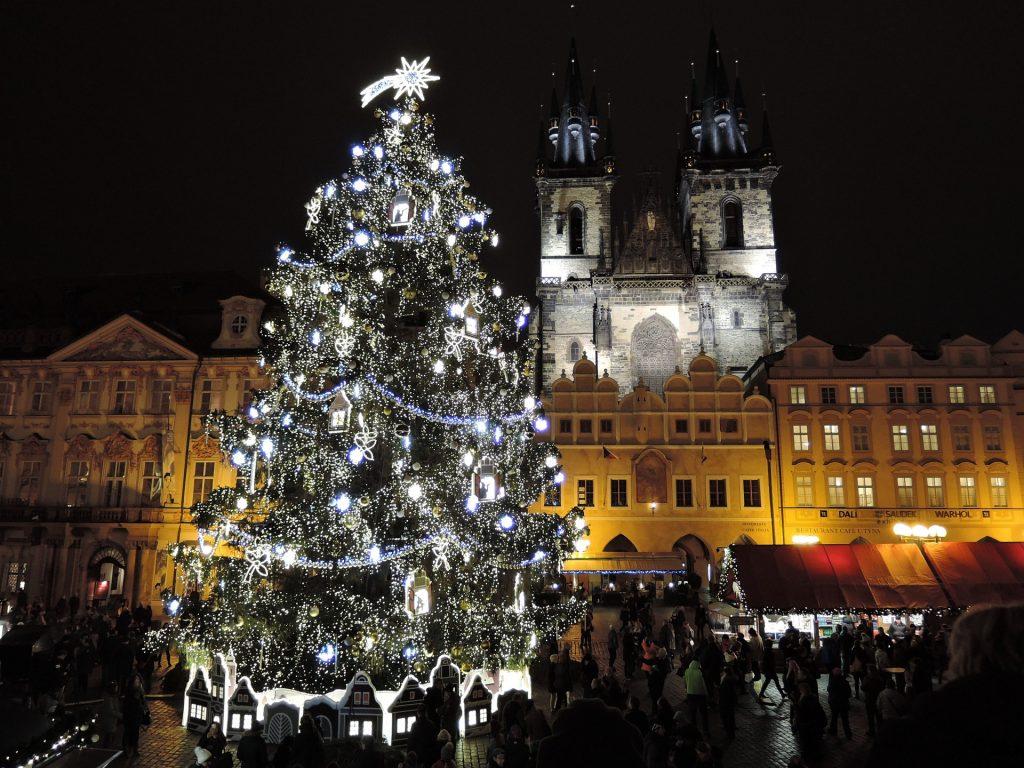 Städtereise nach Prag über Weihnachten