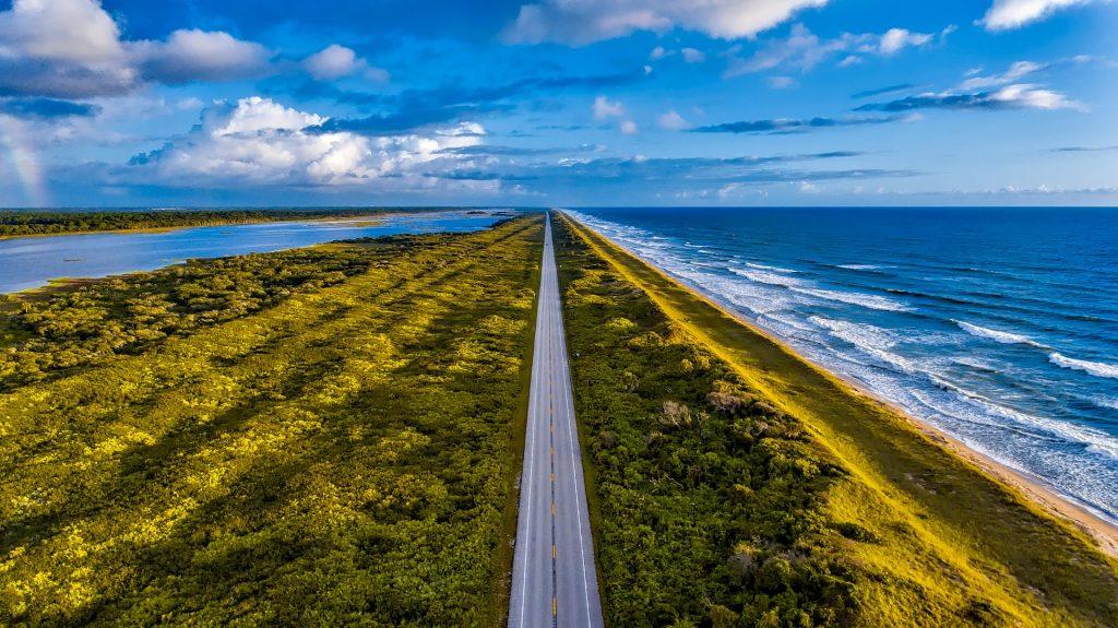 Strandurlaub in Florida - Mit dem Mietwagen