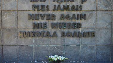 Tagestour ins KZ Dachau ab München für 25,00€ Nie wieder
