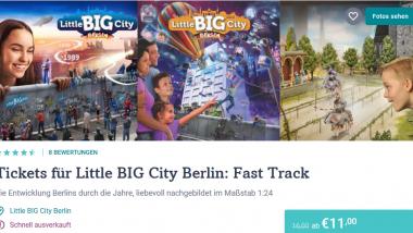 Tickets für Little BIG City Berlin Tiqets
