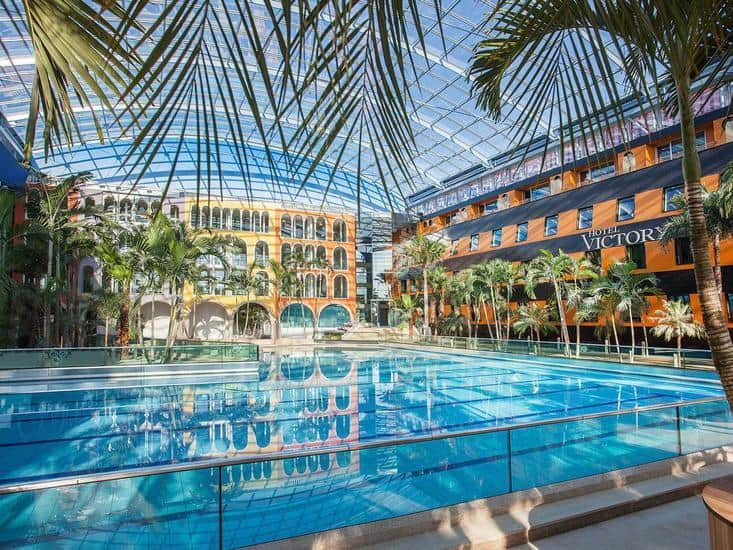 Victory Hotel Therme Erding in Oberbayern