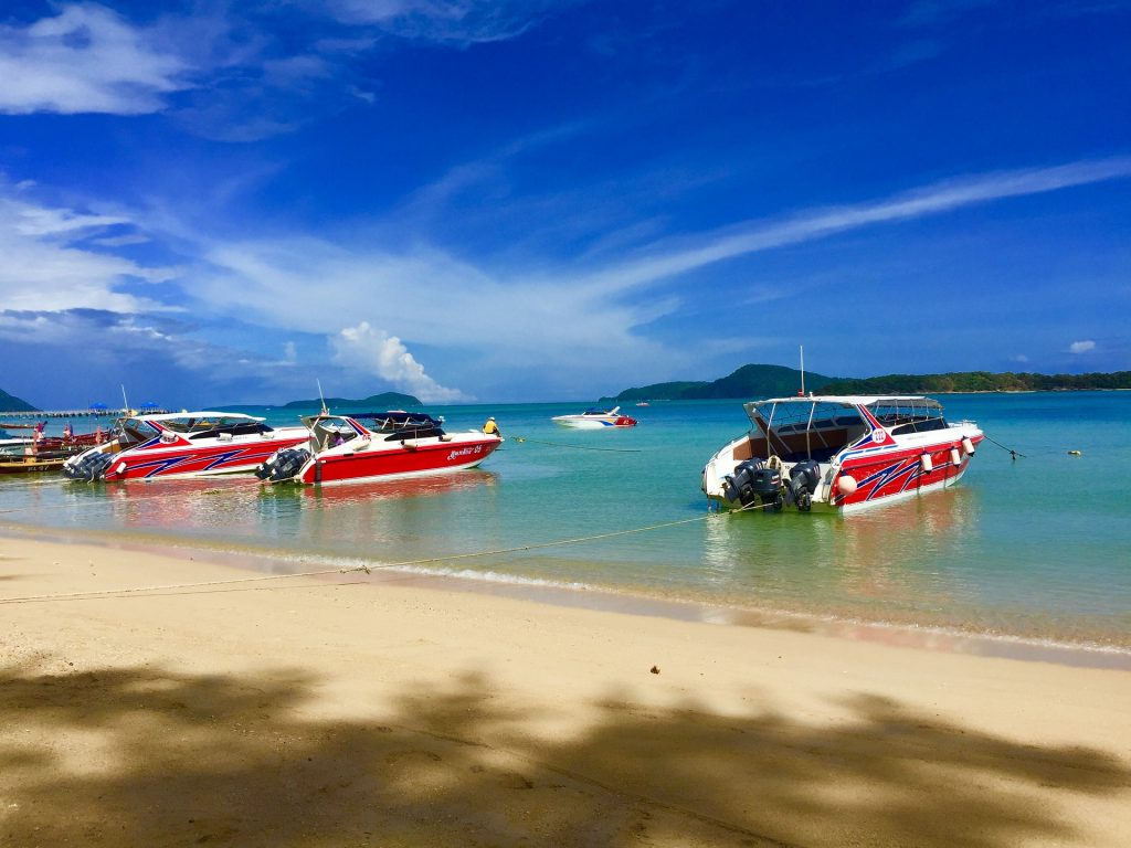 Pauschalreise Phuket Patong Beach - Thailand 11 Tage günstig ab 515,00€ 1