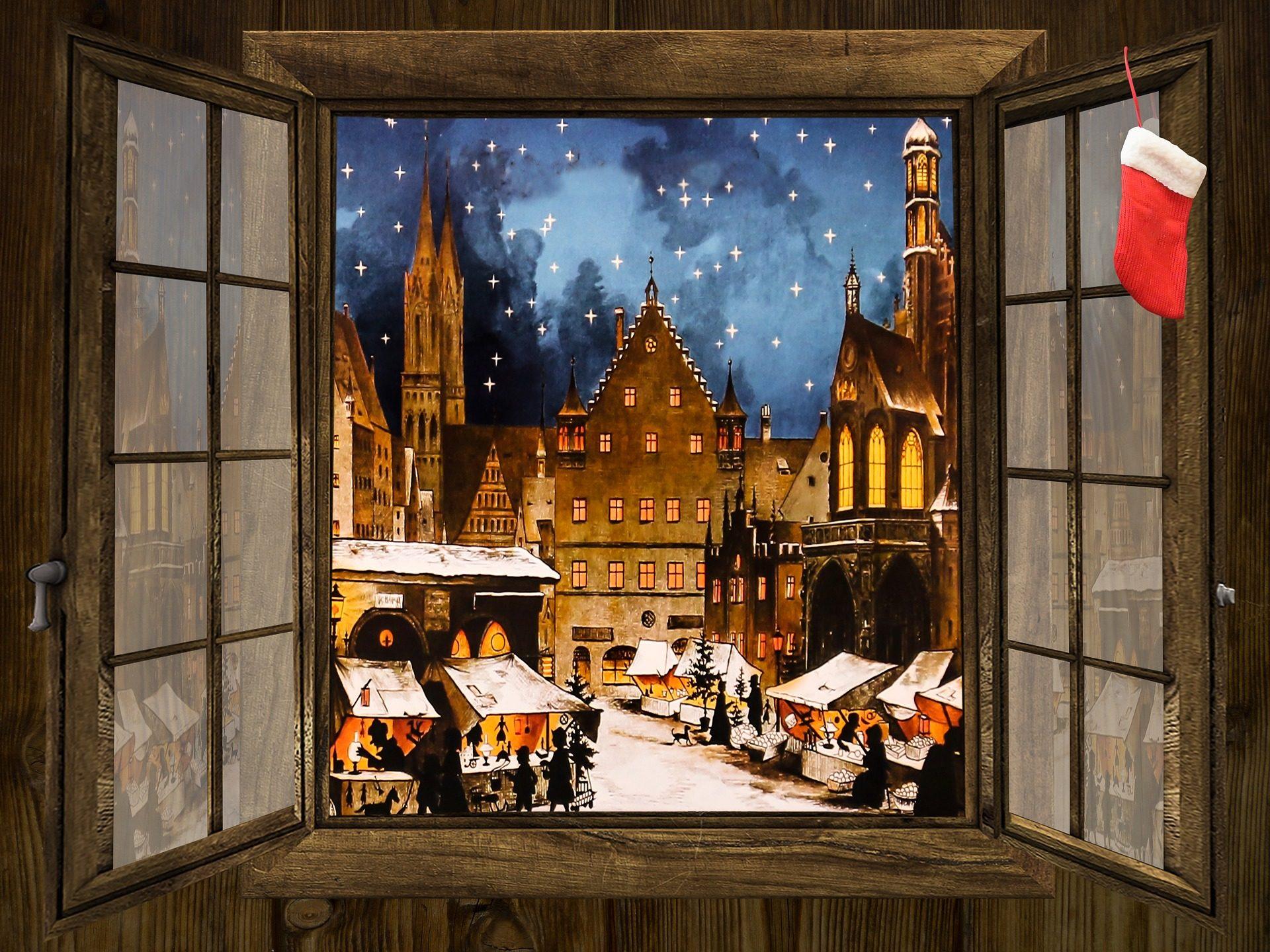 Weihnachtsmarkt in Nürnberg