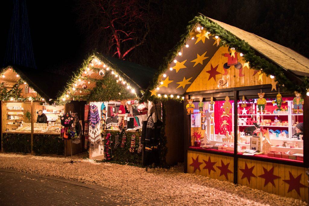 Weihnachtsmarkt in Nürnberg 55% günstiger Übernachten + Frühstück