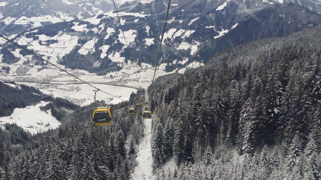 skireisen zillertal mit skipass