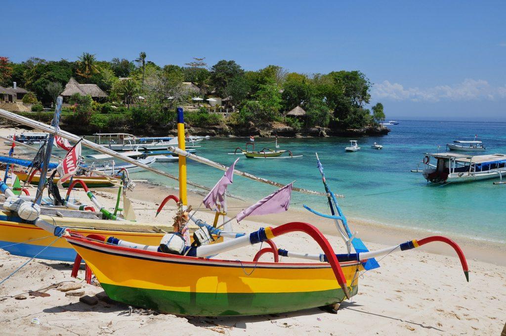 Strandurlaub auf Bali