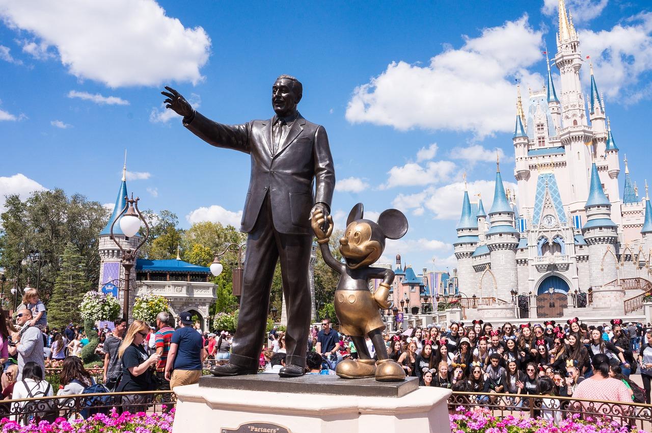 Sehenswürdigkeiten in Orlando Disneyland