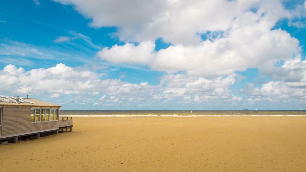 Holland, Strand