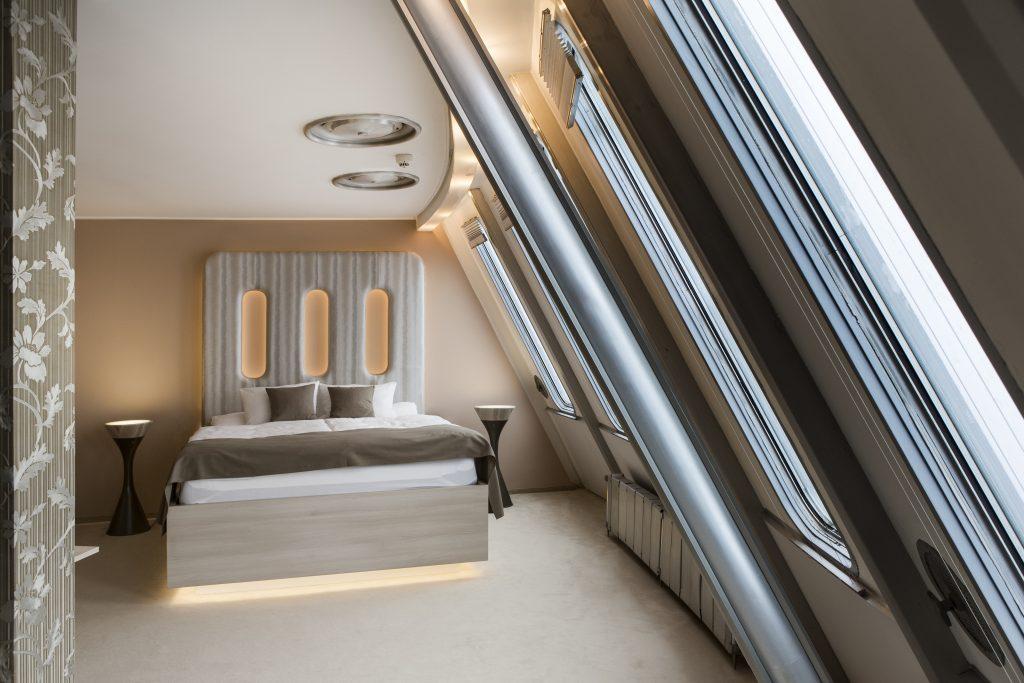 Fernsehturm Jested Hotel- Photos by Milan Drahoňovský and a Šimon Pikous.