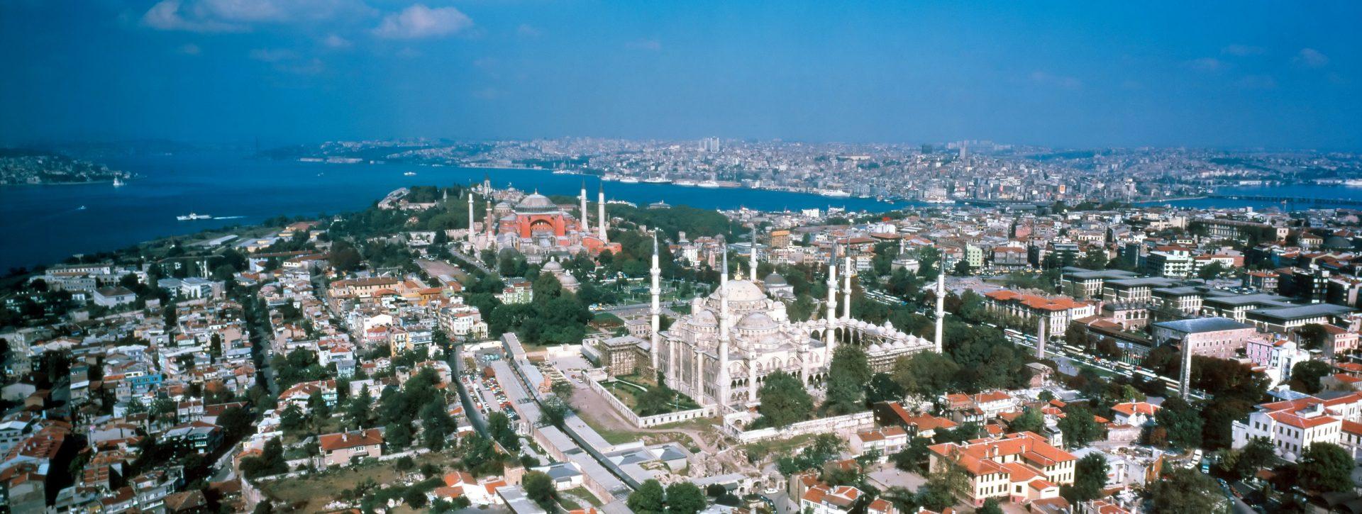 Istanbuls Interessante Orte