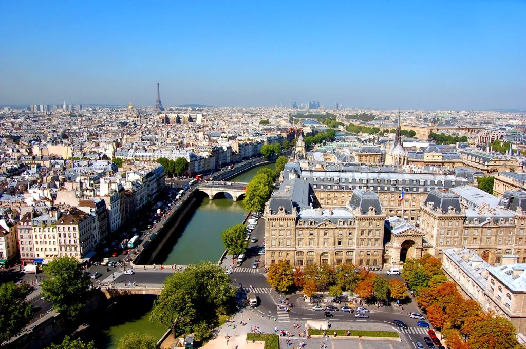 Günstiges Hotel in Paris Städtereise ab 16,00€ die Nacht