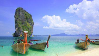 Reise nach Thailand