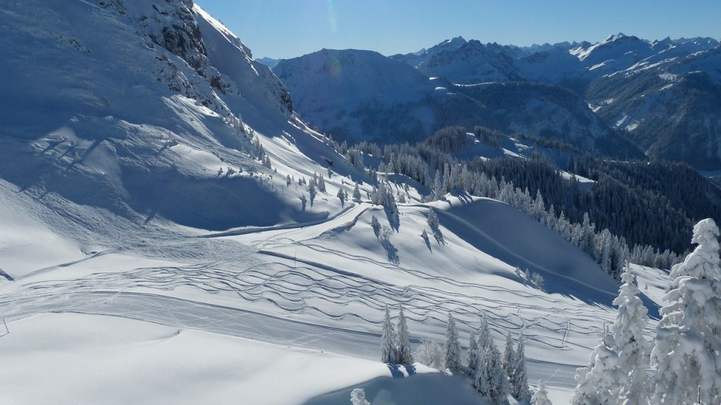 Tirol, Winter