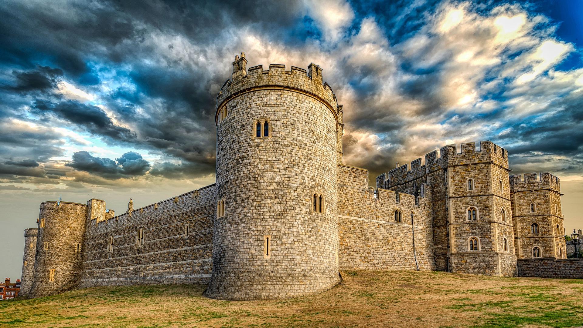 1 Nacht nach London für low Ausflug zum Windsor Castle