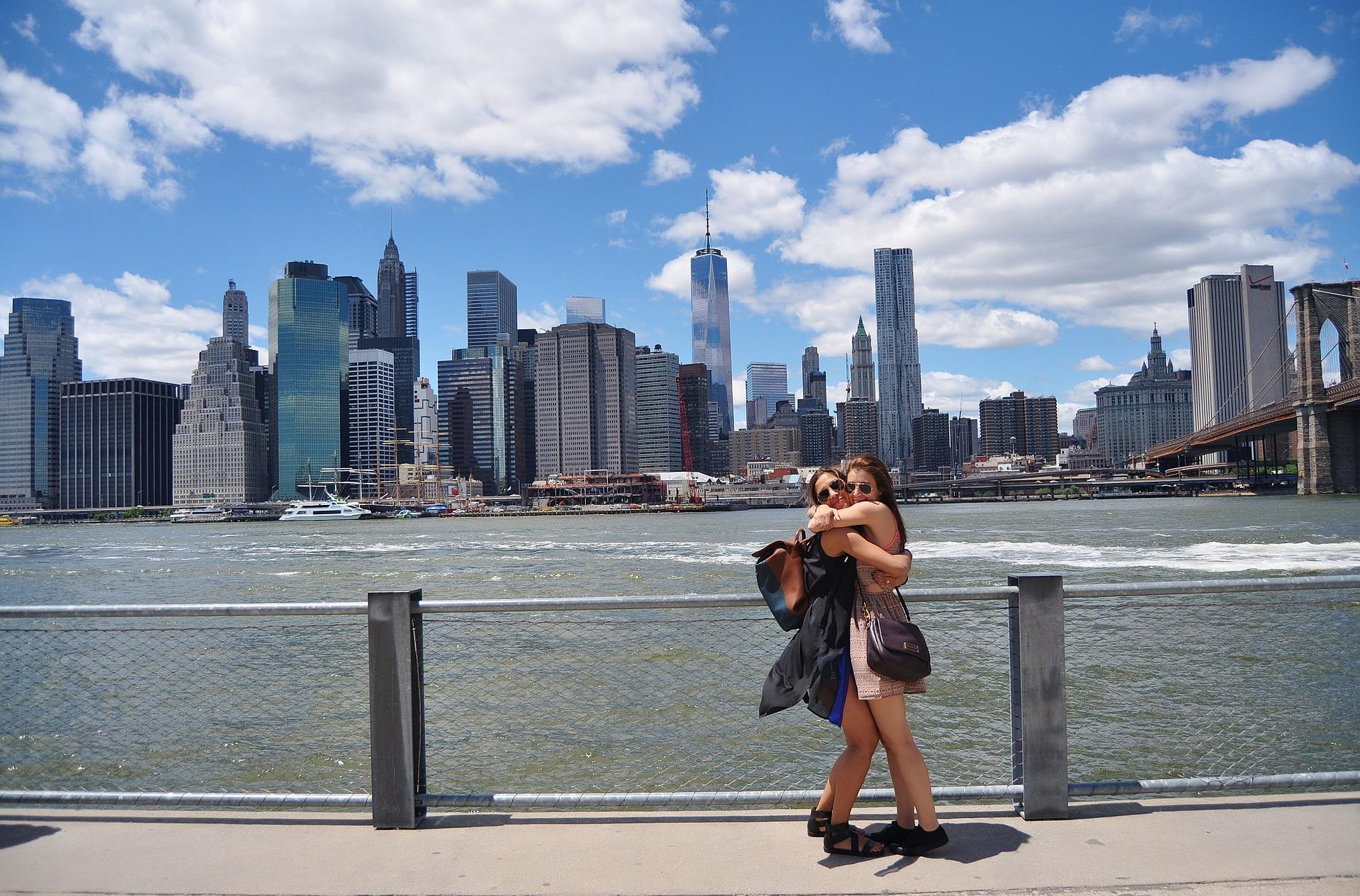 3 Nächte nach New York mit Freunden