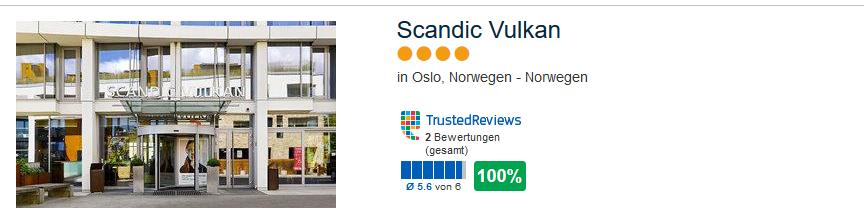4 Sterne Hotel in Oslo , Norwegen