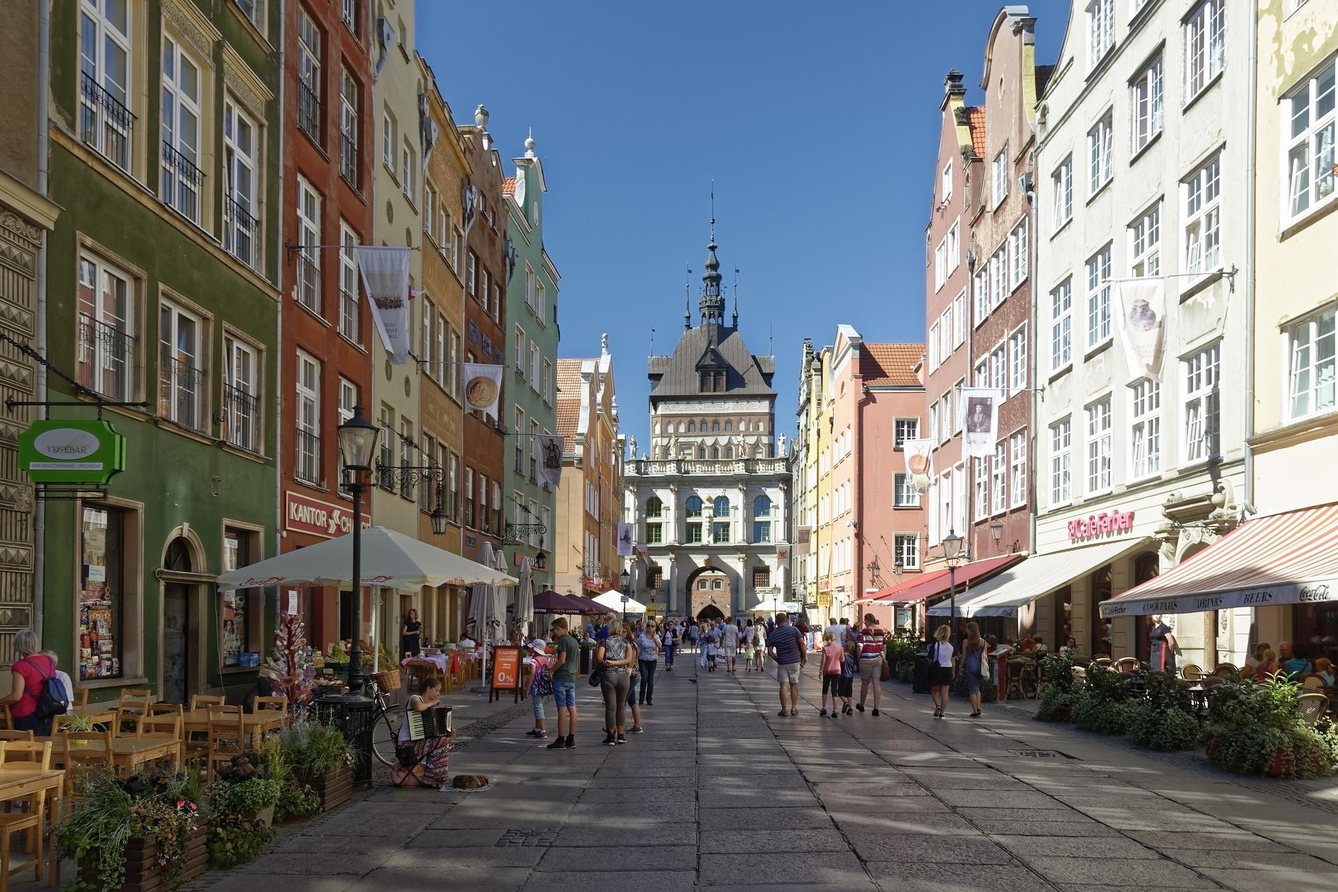 Altstadt Danzig Hotels günsig ab 21,00€ buchen