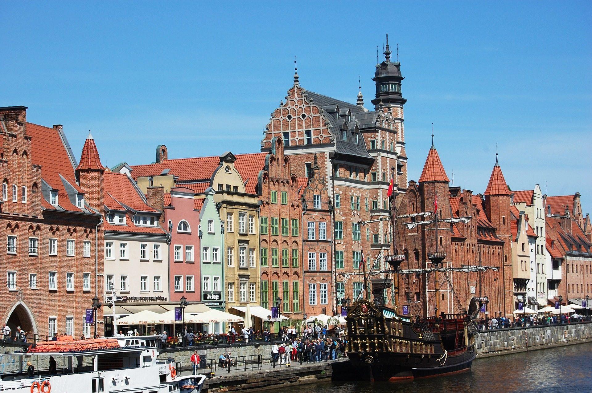 Altstadt Danzig Städtereise günstig buchen inklusive Flug ab 101.00€
