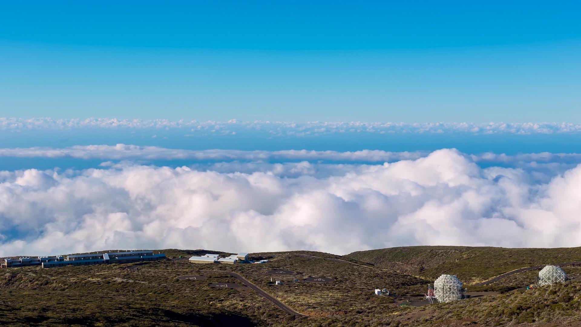 Aussichtspunkt Sternen Himmel Ferienwohnung auf La Palma eine Woche günstig ab 210,00€ p.P