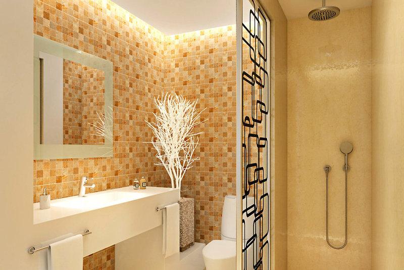 Bad Hotelzimmer Mallorca All Inklusive eine Woche günstig buchen ab 304,00€ - S'Arenal