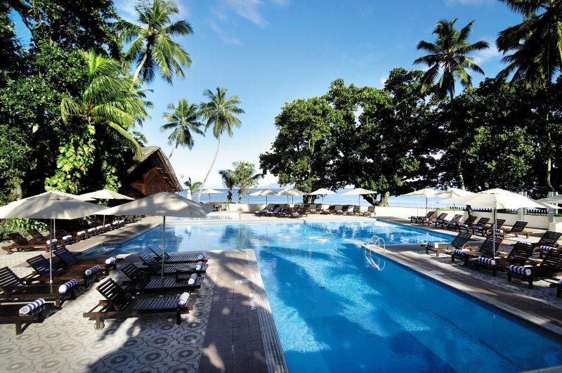 Bade Urlaub Seychellen - wahlweise auch All Inclusive