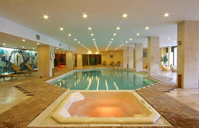 Badebereich im Hotel All Inclusive Urlaub in Türkei ab 196,00€ - Side Titreyengöl 4,5 Sterne