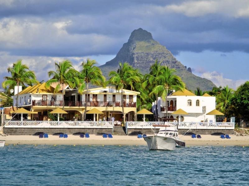 Black River Mauritius Halbpension im 3 Sterne Hotel