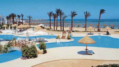 Chillen am Pool in Hurghada All Inclusive Urlaub eine Woche ab 229,00€