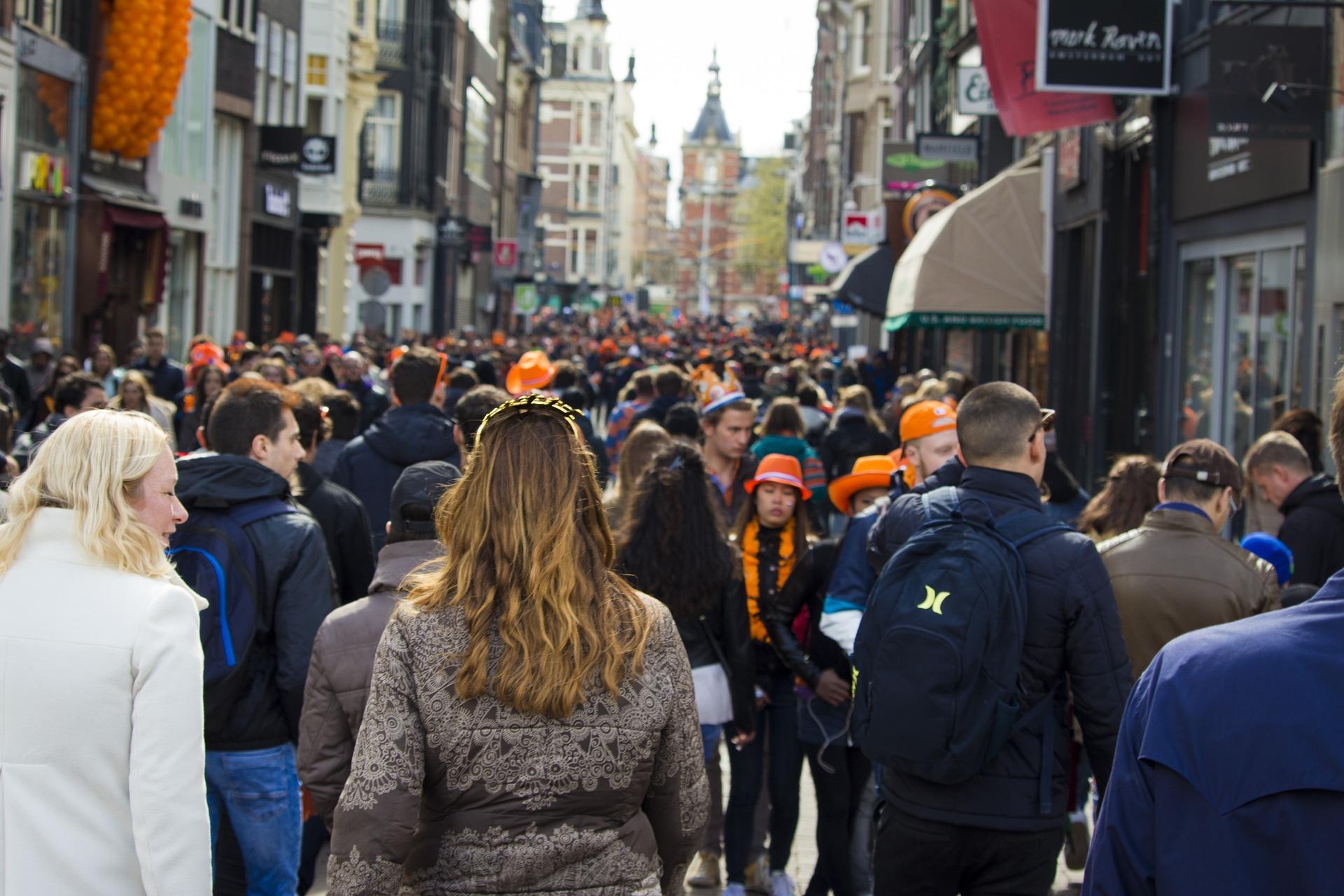 Chillen in Amsterdam eine Nacht im Bootshotel ab 22,50€