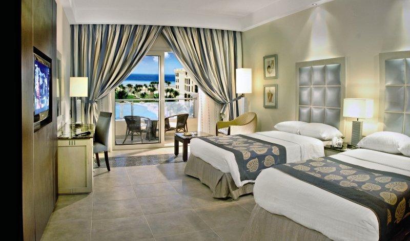 Das Hotelzimmer in Sahl Hasheesh