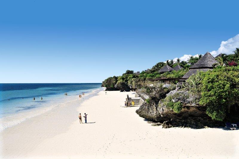 Der Strand am Hotel in Kenia Rundreise in Kenia 10 Tage ab 1645,00€ 7 Tage Badeurlaub