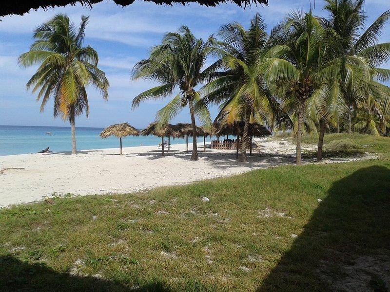 Der Strand vom Hotel Chillen in Varadero eine Woche All Inclusive Urlaub ab 650,60€