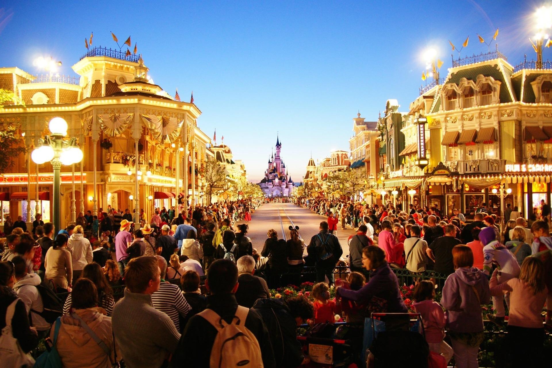 Disneyland Paris Karten und Hotel buchen günstig ab 79,50€ inkl. Frühstück