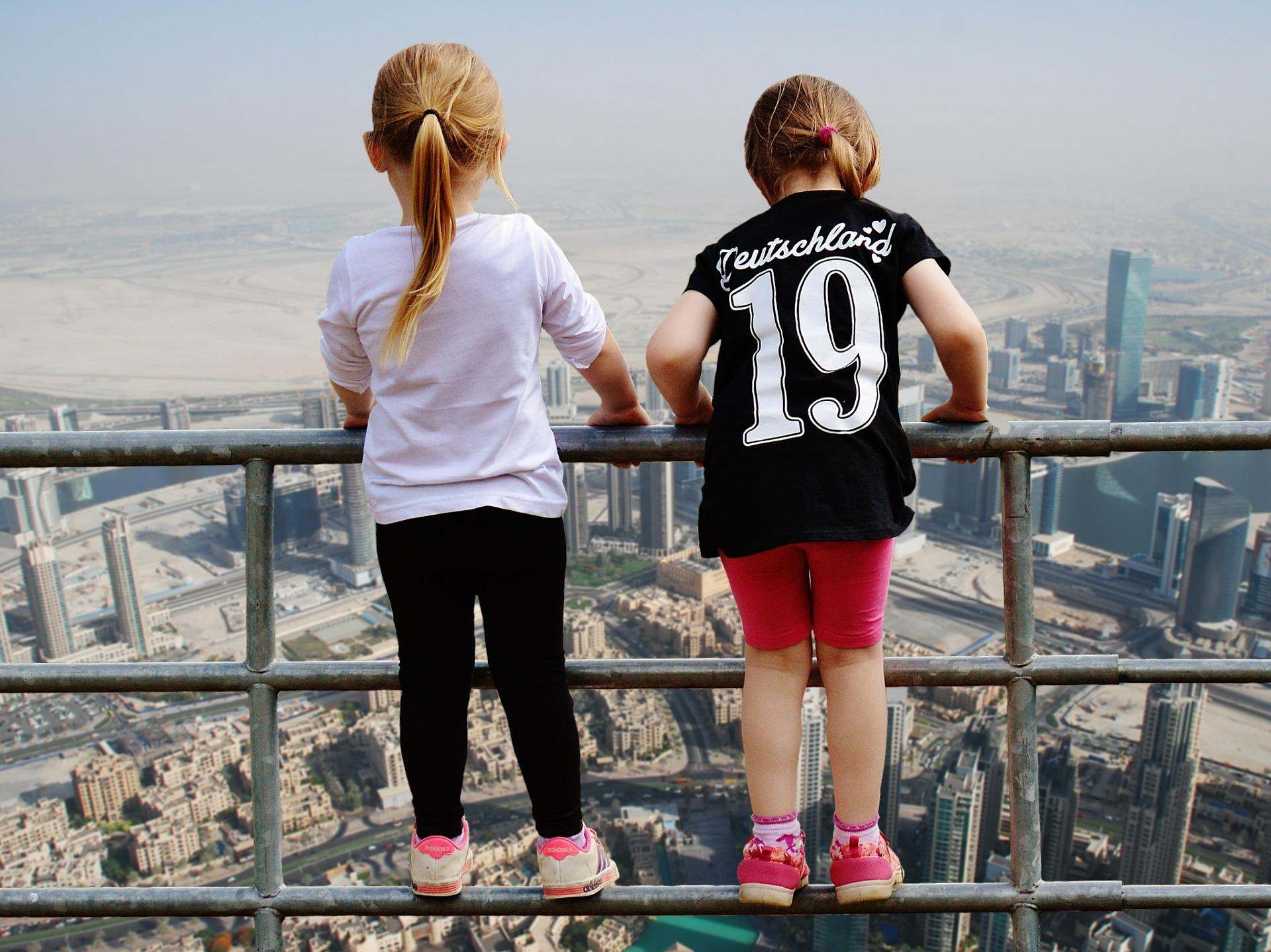 Dubai ein Paradies gebaut mitten in der Wüste