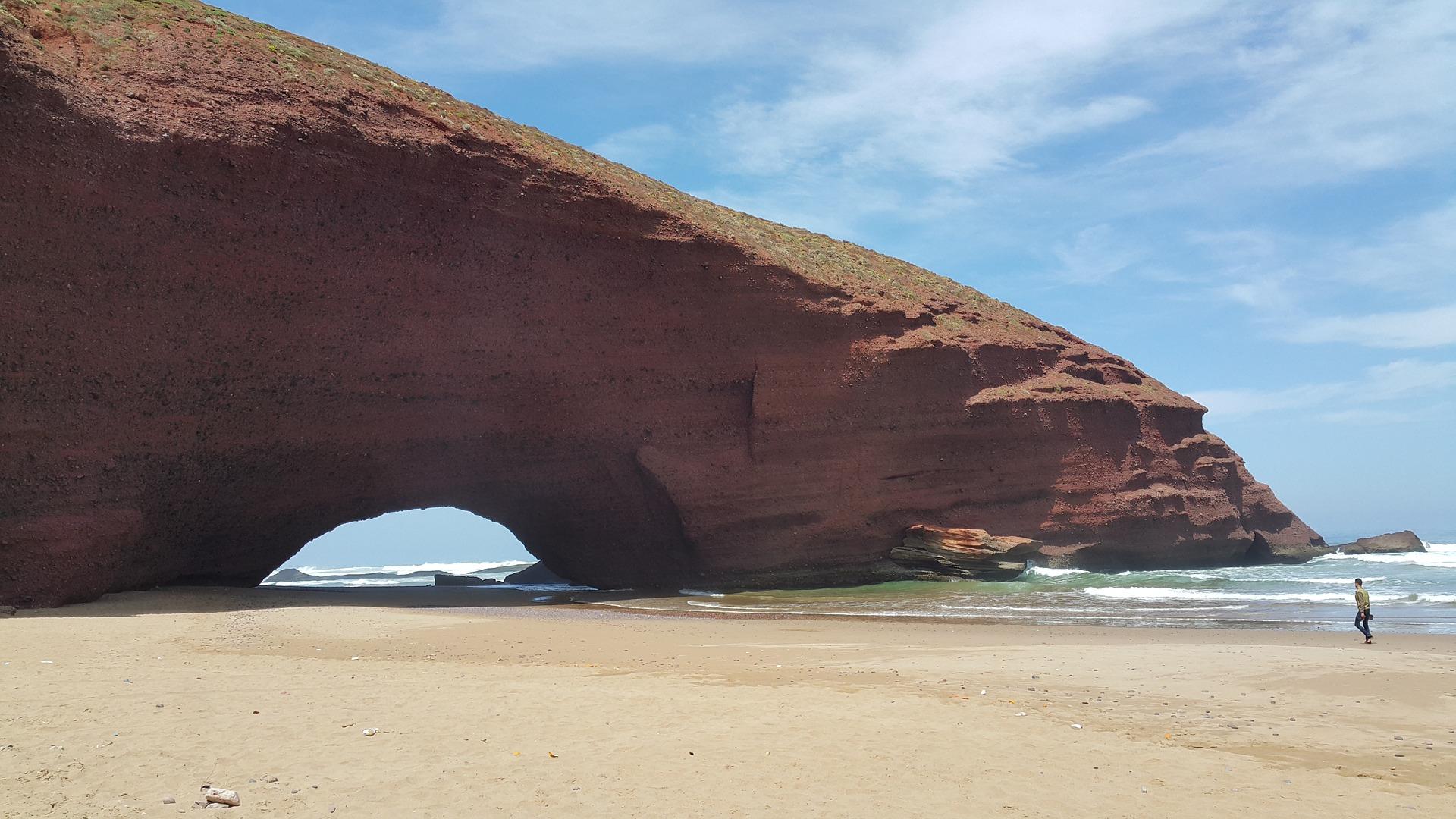 Eine Woche Urlaub in Marokko Agadir günstig buchen ab 105,00€