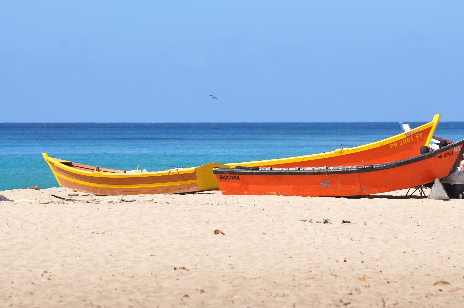 san juan Einer der wildesten Strände am Karibischen Meer