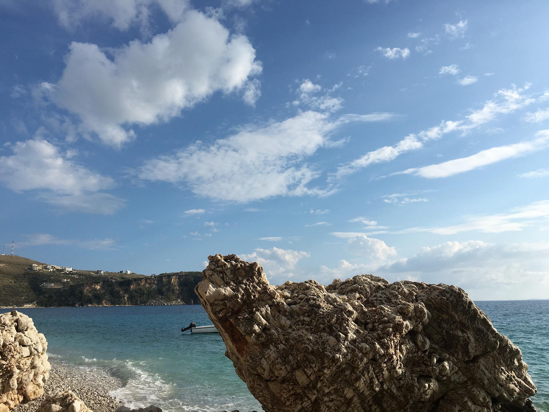 Ferien am Strand in Albanien genießen ist echt ein kleiner Luxus