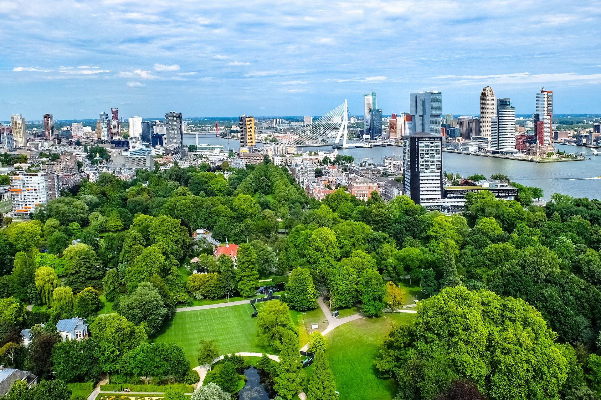 Ferien in Rotterdam verbringen und günstige Hotels buchen