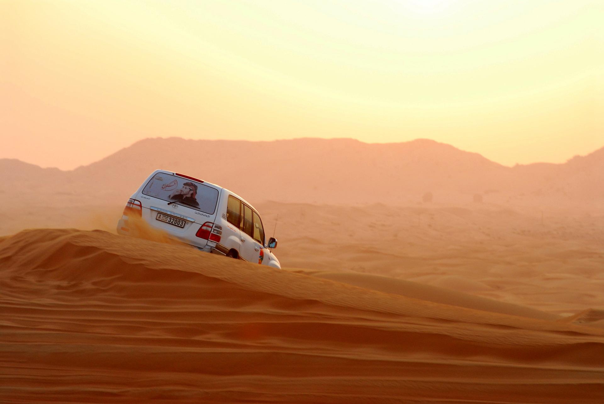 Günstigster Dubai Urlaub ab 356,00€ die Woche - Vereinigte Arabische Emirate - Wüste